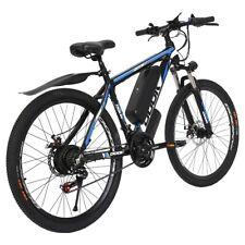 500W 26'' Power Plus E-Bike Upgraded Electric Mountain Bike with 48V Li-Battery~