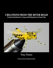 Creations From The River Road: Tying Foam Trout Flies