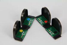 4x Reset Toner Chip For Epson Aculaser C3800