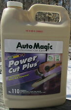 COMPOUND POWER CUT PLUS® by Auto Magic, Fast removal of heavy oxidation, 1 GAL