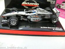 1/43 Minichamps McLaren Mercedes MP4-16 Hakkinen 2001 530014303