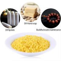 100% Natural Organic Beeswax per 50G Food Grade Bees Wax fr Candle/Soap/Lip Balm