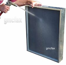 16 x 20 x 3-1/2 Permanent Washable Media Filter - Fits Carrier GAPCCCAR1620