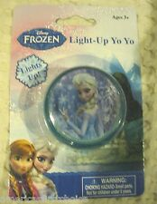 Disney Frozen Elsa Light-Up Yo Yo Play Set-(Styles may vary)-Brand New Factory!