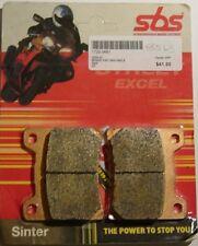 SBS 555LS (1722-0681) Sintered Brake Pads for Yamaha