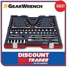 "GearWrench 58 Piece 3/8"" Socket & Spanner Set Metric - 83061"