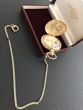 longines Jubileum pocket watch Gold