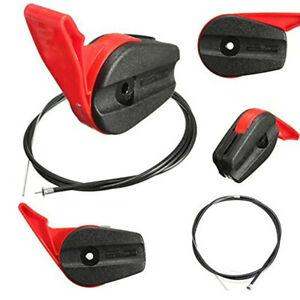 Universal Cable De Acelerador Palanca Del Interruptor Control Mango Para
