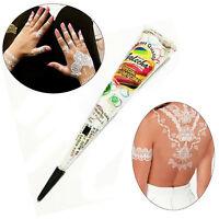 Charm Natural Herbal Henna Cones Temporary Tattoo Body Art Paint Mehandi Ink TR