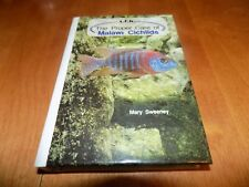 THE PROPER CARE OF MALAWI CICHLIDS Fish Guide Fishes Care Aquarium Tank Book