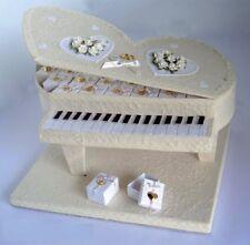 30 Bomboniere con Pianoforte per Matrimonio Battesimo Comunione Cresima