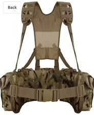 MTP TACTICAL AIRBORNE STYLE CADET WEBBING SET KT006 BY KAMMO BRAND NEW.