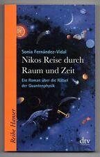Nikos Reise durch Raum und Zeit von Sonia Fernández-Vidal * Taschenbuch Neuw.