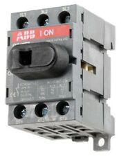 ABB NON FUSED SWITCH DISCONNECTOR 3-Poles 11kW 750V AC IP20, DIN Rail Mount
