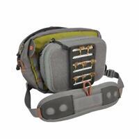 Aventik Fly Fishing Chest Bag Ultra Light Multiple Pockets Chest Pack