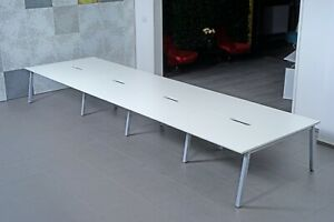 Bench 1200mm Back To Back Desk Add-On (WxDxH) 1200x800x730mm (Desk Only)