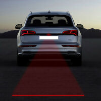 Car LED Laser Fog Light Anticollision Taillight Auto Rear Brake Warning Lamp top