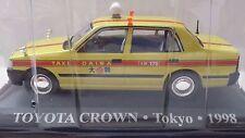 1/43 TAX053 TOYOTA CROWN TOKYO 1998