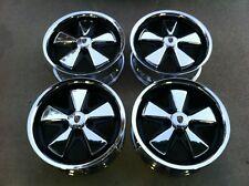 """Detailed Porsche Fuchs Wheels (CHROME) ** 17""""x7"""" ALL 4 Wheels**"""