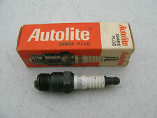 LOT OF 2 AUTOLITE 145 Spark Plug