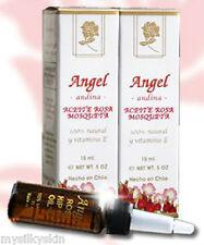 Rose hip oil / Aceite de Rosa Mosqueta - with vitamin E -original made in CHILE