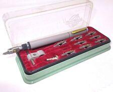Vintage Markant Graphos calligraphy drawing technical dip ink pen set -