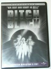 Pitch Black Unrated Director's Cut DVD.  Vin Diesel.