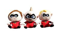 The Incredibles Plush Toy Jack Mr Incredible Elastigirl  20cm Melbourne Stock