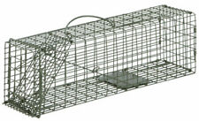 "2 - Cage Live Trap 16""x5""x5"" Trapping rabbit Squirrel Chipmunk Rat"
