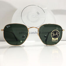 496b5abcd7 ray ban 0RB3548N HEXAGONAL UK genuine rayban made in Italy RB 3548 N
