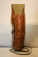 Vintage Leather Western Gun Holster