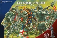 Perry Miniatures WR050 Foot Knights 1450-1500