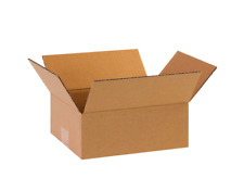 25 10x8x4 Cardboard Paper Boxes Mailing Packing Shipping Box Corrugated Carton !