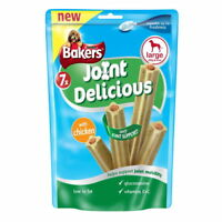 Bakers Joint Delicious Chicken Large 240g (Pack of 6)