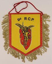 Fanion imprimé ~ ( pennant ) ♦ 9° Régiment de Chasseurs Parachutistes