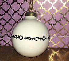 NEW Custom Handmade Christmas Ornament Sirius Black Wand Runes Harry Potter Fans