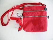 Kipling Alvar XS Crossbody Mini Bag Cardinal Red AC7098 - NWT