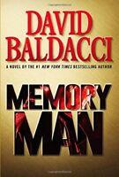 Complete Set Series Lot of 5 Amos Decker Memory Man books by David Baldacci Fix