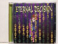 Eternal Decision - S/T 1996/97 Cling Recordings Rare OOP HTF Heavy Metal Rock