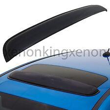 35 inch/880 mm JDM Style SUN/MOON ROOF GUARD SMOKE WIND DEFLECTOR VISOR #u6 Car
