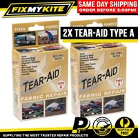 Tear Aid Type A Free Post Tent Annex Canvas Swag Camping