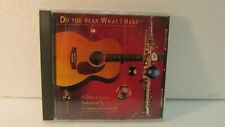 Do You Hear What I Hear? Holiday Classics Performed By CommonGround CD  cd7320