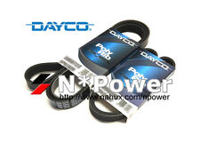 DAYCO  DRIVE FAN BELT SET FOR HOLDEN COMMODORE VE SS L98 V8 6.0L 06-10