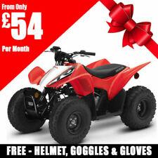 Honda Quads/ATVs