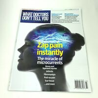 What Doctors Don't Tell You - Zap Pain Instantly - Magazine Mar 2020