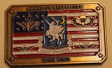 160th SOAR Airborne 3d BN C Co Night Stalkers DarkWing Maint Army Challenge Coin