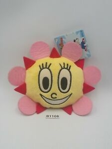 """Parappa The Rapper B1108 Sunny Funny Train Pass 5"""" TAG Plush Toy Doll japan"""