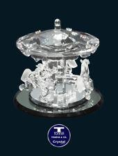 "[SPECIAL OFFER]""Merry Go Round Carousel"" Austrian Crystal Figurine was AU$179.00"