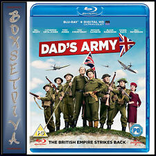 DADS ARMY - THE BRITISH EMPIRE STRIKES BACK   *BRAND NEW BLURAY**