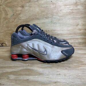 VTG 2000 Nike Shox Shoes, Women's Size 8, Silver/Gray